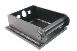 MS01 Adapter Adapterrahmen Anschweißadapter mit Grundplatte SW01 Anschweißrahmen