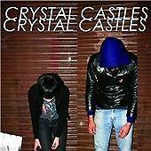 CRYSTAL CASTLES Crystal Castles   CD ALBUM