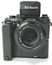NIKON F3 AF 8301306 MD 4 AF Finder DX 1 Lens AF Nikkor 80mm f2.8 183555 Ai jd042