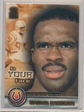 2000 Crown Royale In Your Face Marvin Harrison #9