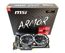 MSI Radeon RX 580 ARMOR X 8GB OC Graphics Card
