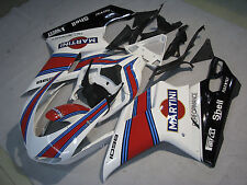MARTINI ABS Fairing Bodywork Kit For DUCATI 1098 848 1198 2007-2012 08 09