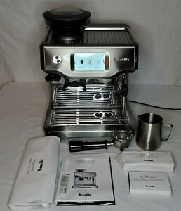 Breville Barista Touch Automatic Espresso Machine, Stainless Steel - No Box