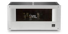 VTL ST85 AMPLIFICATORE FINALE STEREO A VALVOLE SILVER NUOVO GARANZIA ITALIA