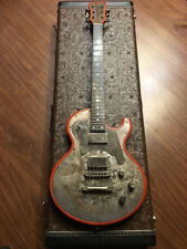 2007 James Trussart Steeltop Dragon guitar with original G&G hardcase