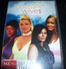 Footballers Wives The Complete Third Series 3 (Australia Region 4) DVD – New