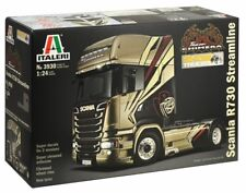Italeri 1:24 Scania R730 Streamline Team Chimera Model Kit 3930