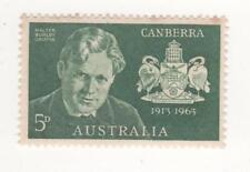 Architecture Australian Pre-Decimal Stamp Individuals