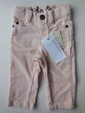 PUMPKIN PATCH BABY GIRL PINK CORDUROY PANTS JEANS SIZE 000 FITS 0-3M *NEW *GIFT