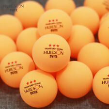 Professional Table Tennis Balls 3 Stars Ping Pong Training Competition Use 40mm