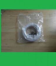 10m 130dB Koaxial Kabel HB-DIGITAL Set SAT-Kabel inkl. 4 F-Steckern vergoldet un