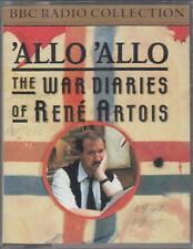 'Allo 'Allo The War Diaries Of Rene Artois 2 Cassette Audio Book TV Comedy