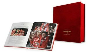 Liverpool FC The Archives Collection   Limited Edition (1-1000) Memorabilia Book