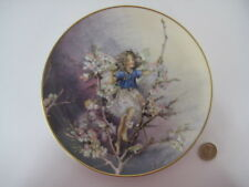 VILLEROY & BOCH PLATE CICELY MARY BARKER FLOWER FAIRY BLACKTHORN HEINRICH