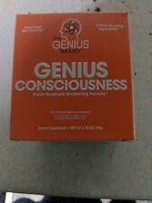The GENIUS BRAND Genius Consciousness Super Nootropic Mental Performance Exp8/21