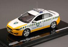 Mitsubishi Lancer South Africa Traffic Police 1:43 Model 29312 VITESSE