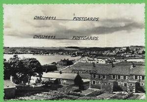 Dated 1960. Stonehaven from the East, Aberdeenshire, Scotland.