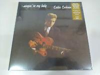 "Eddie Cochran Singin Zu My Baby Deluxe Klappcover LP Vinyl 12 "" nuevo 2T"