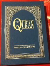 Quran Meanings in English translation - Koran Qurán Islam Holly Book pocket size