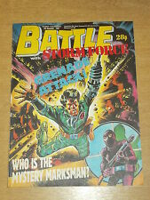BATTLE WITH STORM FORCE 5TH DECEMBER 1987 BRITISH WEEKLY IPC MAGAZINE