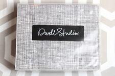 NIP Dwell Studio Dwellstudio Crosshatch Sheet Set Full $139