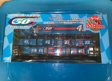 1999 Richard Petty Racing 50th Anniversary 1:64 Transporter & 7 Championship Car