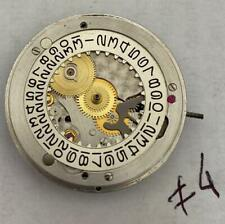 ROLEX AUTOMATIC 1570 MOVEMENT WITH FLAT 3 SILVER DATE-WHEEL 100% GENUINE 1680