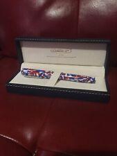 Conklin Duraflex Freedom Limited Edition Fountain Pen - New - Omniflex Nib
