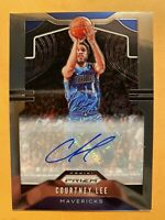 2019-20 Panini Prizm Courtney Lee Autograph #79 - ** MINT! RARE!! MUST SEE!!! **