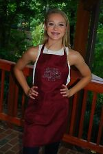 Texas A & M football  tail gate BBQ cook out apron. Licensed. Aggies apron NEW!