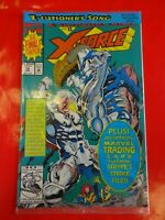 X force  #18 comics Marvel hologram cover   Comic book 90s new in bag