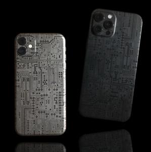 iPhone 12 11 X Pro Max Mini Skin Wrap Folie XS Max Xr 3M Case Schutzfolie PCB