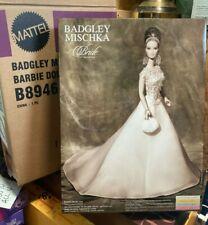 Badgley Mischka Bride - Barbie Gold Label - MINT with shipper - #B8946