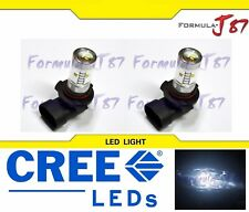 CREE LED 30W H10 9145 WHITE 5000K TWO BULB FOG LIGHT Replacement Plug Play Fit