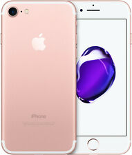 Iphone 7 32GB - Rosegold - Zustand B  - Audiochip Defekt , Mainboardfehler