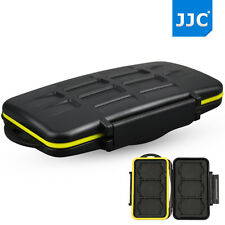 JJC Anti-shock water-resistant Storage Memory Card Case Protector For 6 XQD Card