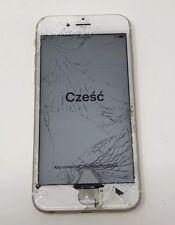 Apple iPhone 6S 16GB Gold (Verizon) Smartphone *Cracked Screen & FMI Locked