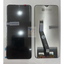 TOUCH SCREEN SCHERMO VETRO DISPLAY LCD XIAOMI REDMI 9 M2004J19AG M2004J19G NERO