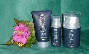 Deesse Men Care Herrenlinie * After Shave Eye Cream Face Cream Deodorant