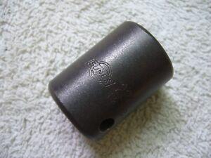 "NEW SUNEX Hand Tools 224 1/2"" Dr .3/4 "" 6pt  Impact Socket NOS"