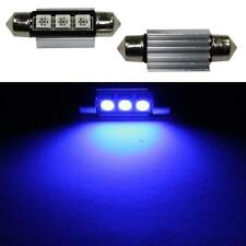 LED Festoon bombilla 39mm C5W AZUL Canbus + cooler 12V Car Auto Coche Bulb