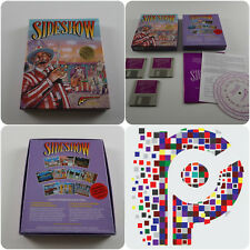 Sideshow A Actionware Game for the Commodore Amiga Computer tested & working GC