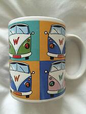 Camper van - fun ceramic mug