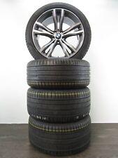 BMW X5 E70 F15 X6 F16 10J 11J 20 Zoll Alufelgen Sommerräder Pirelli X-Mode NEU