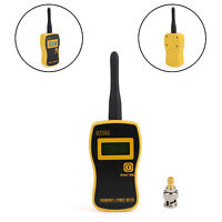 GY561 Frequency Counter Power Measure Frequenzzähler 2Way Radio Handheld GER RM5