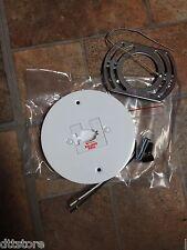 ConTech Lighting LA-18-P Line Voltage Mono Point Track Head Adapter - White