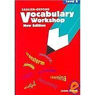 Sadlier-Oxford Vocabulary Workshop: Level A - New