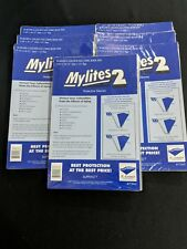 350 E. Gerber Mylites 2 Mil Mylar  Silver & Golden Age Comic Book Sleeves 775M2
