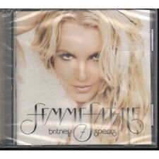 Britney Spears ‎CD Femme Fatale / Jive Sony Music ‎Sigillato 0886978718327