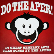 V.A. DO THE APER Tribute Sampler (CD) NEU Heideroosjes I Against I Accelerators